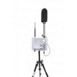 Noise Monitoring hire +90days
