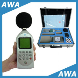 AWA6228: Geluidsmeter