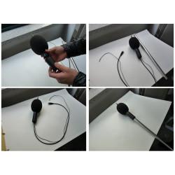 Outside Measurement Microphone