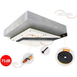 Sound insulation ceiling C...
