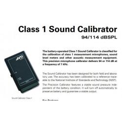 XL2 Sound Meter Calibrator...