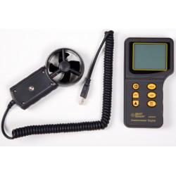 Anemometer (windsnelheidsmeter)