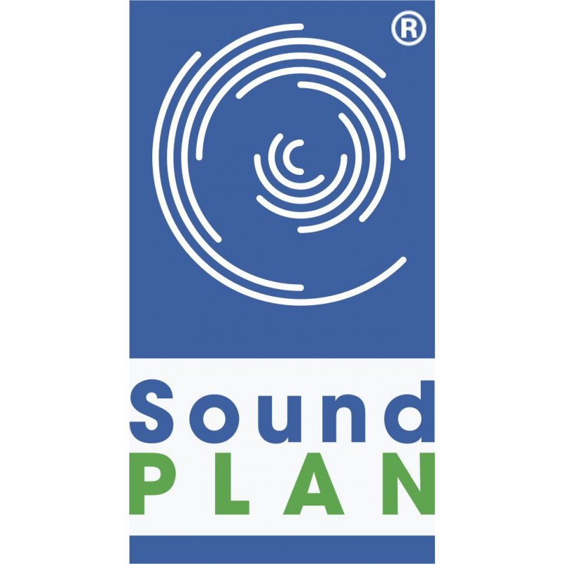 SoundPLAN 3D-Graphics