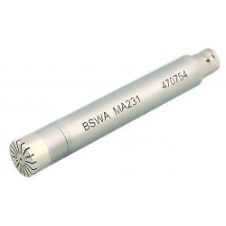 """1/2"""" microfoon MP215 + ICP voorversterker MA231, IEC61672 Klasse 2"""