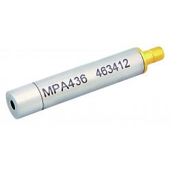 """1/4"""" microfoon met vaste voorversterker, tbv Mic. array"""