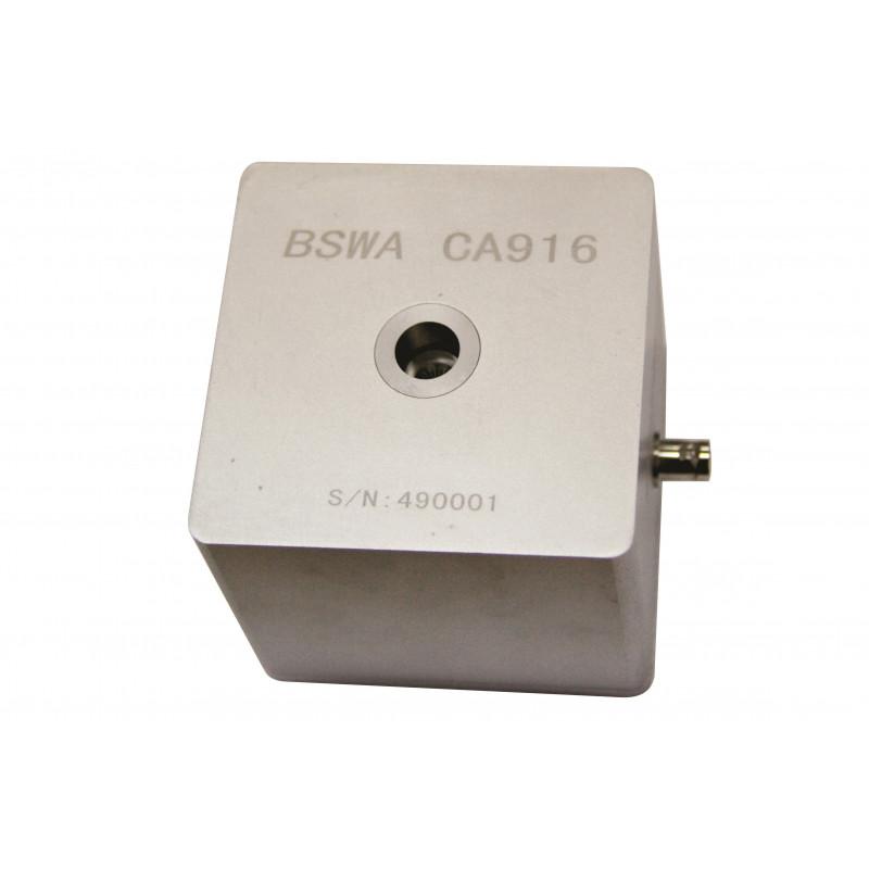"""Full Freq. Coupler voor 1/2 en 1/4"""" microfoon (bereik 20-20.000Hz)"""