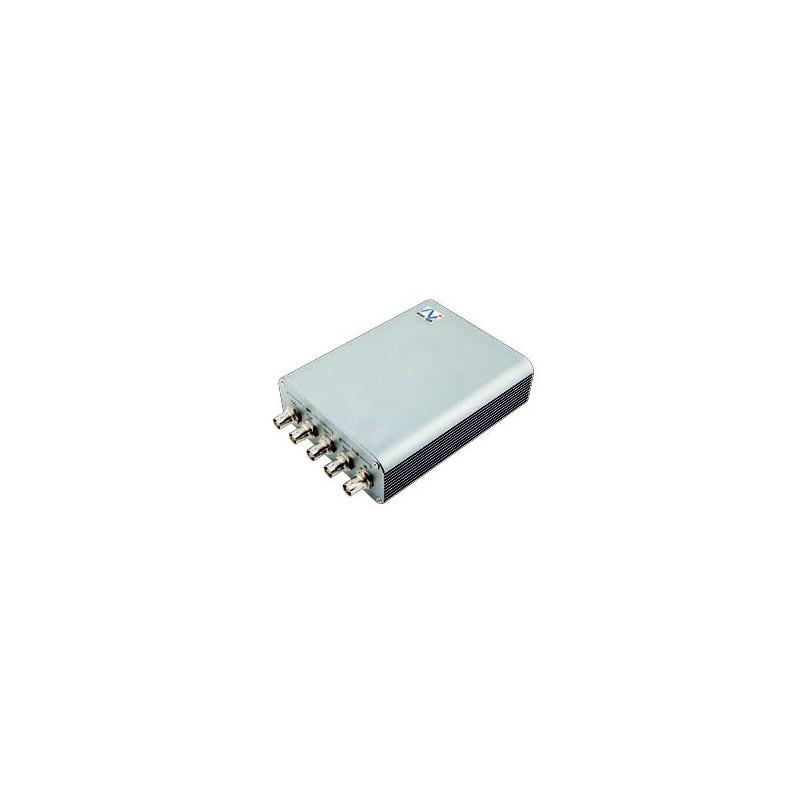 D/A converter voor digitale microfoon testen