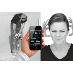 Microfoon geluidsmeter iPhone i436