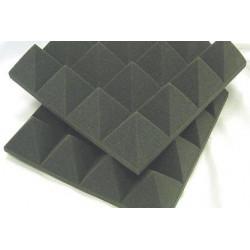Piramidefoam Dikte 7cm (5cm piramide)