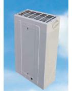 Ventilation system for noise damping
